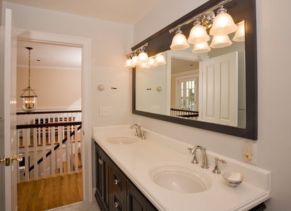 Bathroom remodeling o 39 neil fine builders for Pictures of updated bathrooms